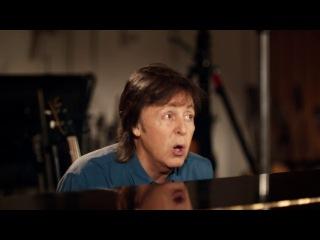Paul McCartney. Queenie eye.